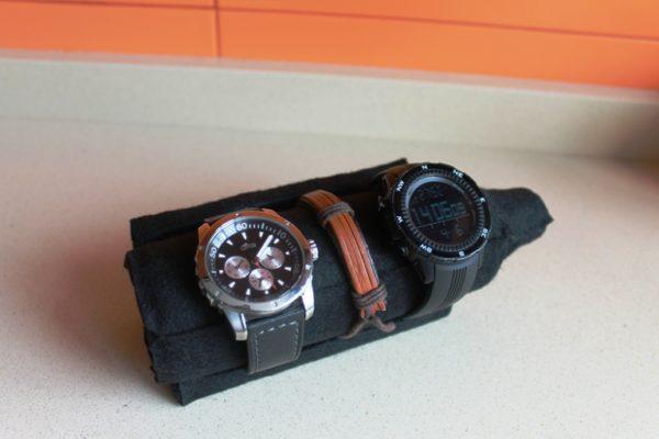 soporte relojes