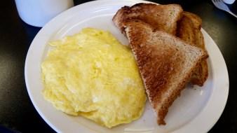 Easy Breakfast at Fat Nat's
