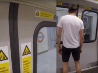 man vs tube