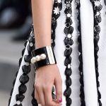 como hacer una falda inspirada en Chanel