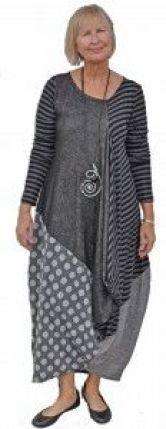 Un patrón gratuito de vestido estilo boho