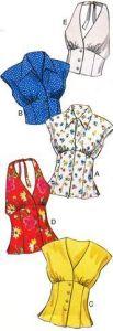 patrones gratuitos de verano
