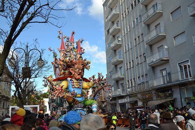 Carnaval Putignano Italia