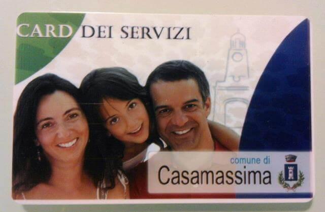 family card Italia
