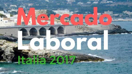 Italia 2017 Mercado Laboral