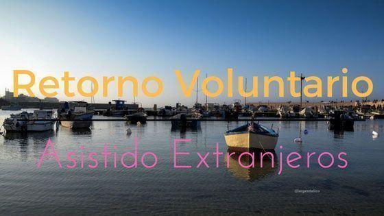 Retorno Voluntario Inmigrantes en Italia