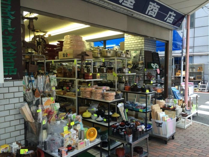 Kappabashi, la avenida para los gastronómicos en Tokyo