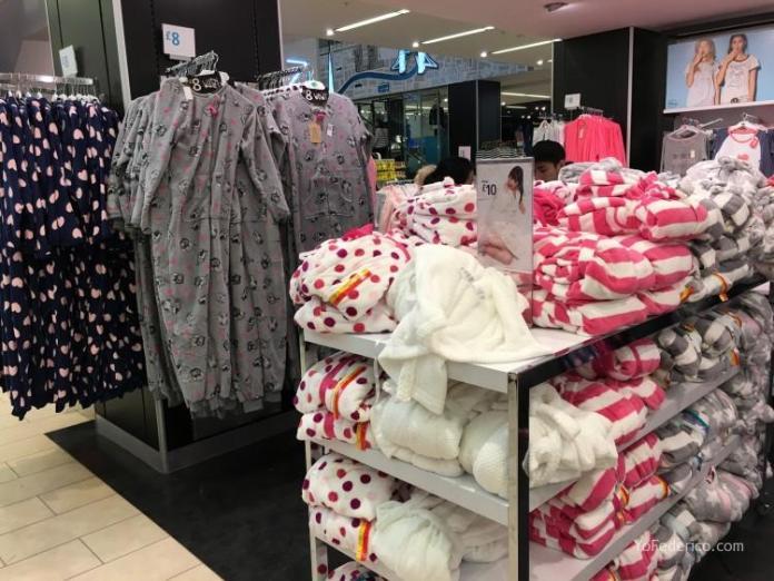 PRIMARK en Londres, ropa muy barata 4