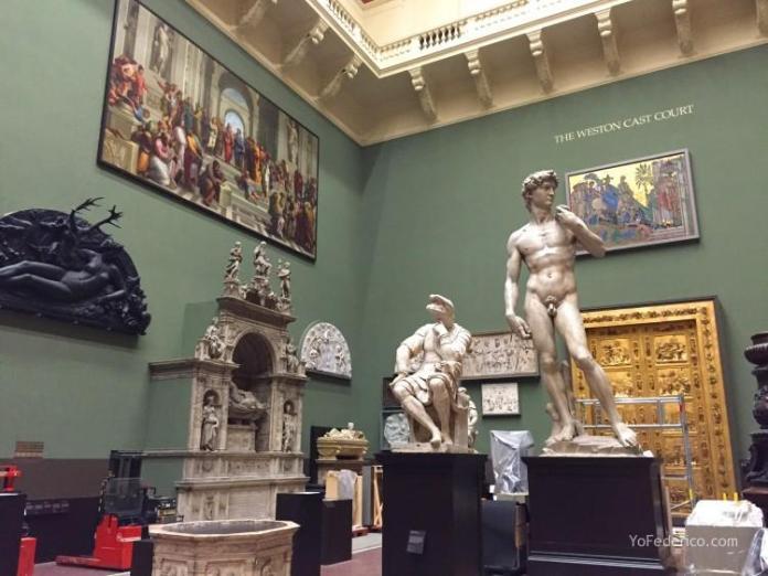 El espectacular Museo de Victoria y Alberto en Londres 6