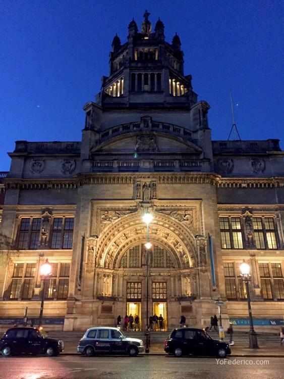 El espectacular Museo de Victoria y Alberto en Londres 8