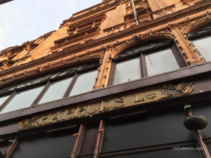 Harrods, las famosas galerías de Londres 15