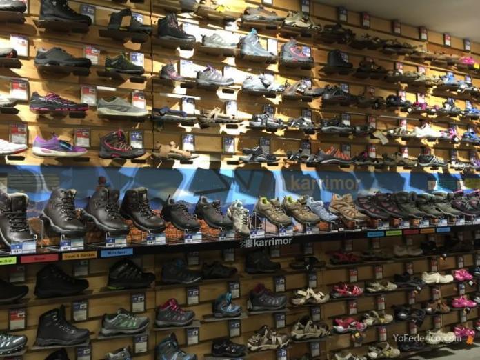 Lillywhites y SportsDirect, dos tiendas de ropa en Londres que tenés que visitar 2