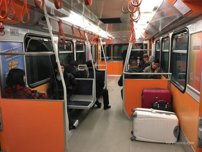 Cómo ir en Metro del aeropuerto de Estambul a la ciudad 6
