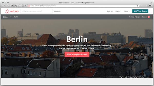 Nuevos problemas para AirBnb, ahora en Berlín 1