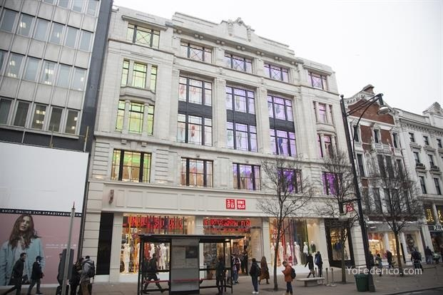 UNIQLO en Londres: irresistible! 1