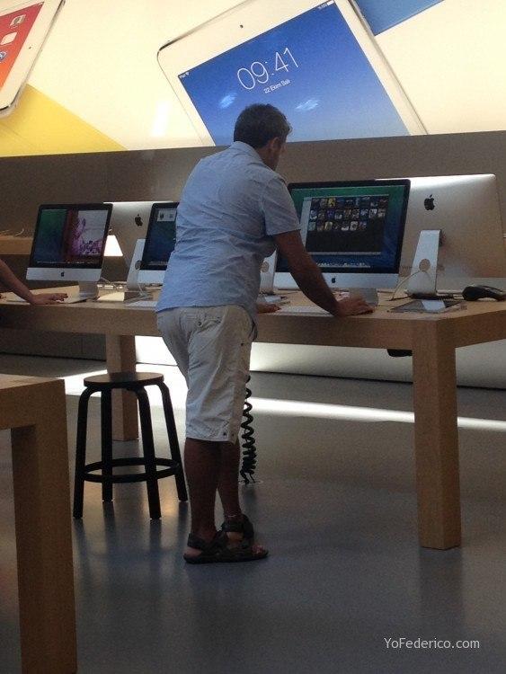 El Apple Store de Estambul 1