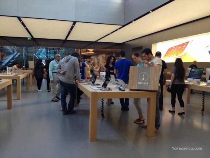 El Apple Store de Estambul 4
