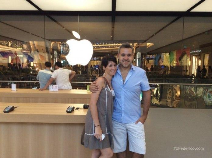 El Apple Store de Estambul 5