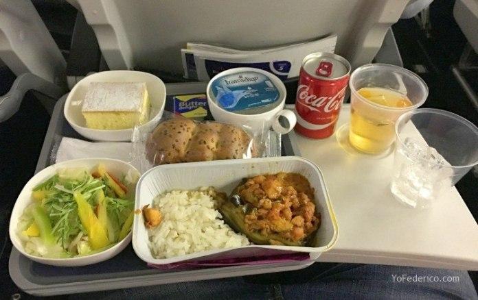Vuelo de Estambul a Londres en British Airways 7
