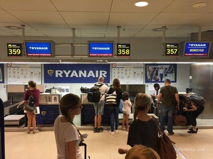 Vuelo de Madrid a Berlin en RyanAir 4