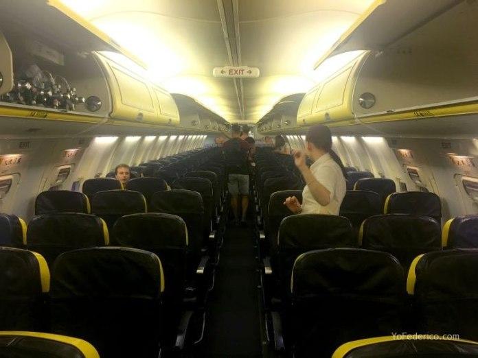 Vuelo de Madrid a Berlin en RyanAir 5