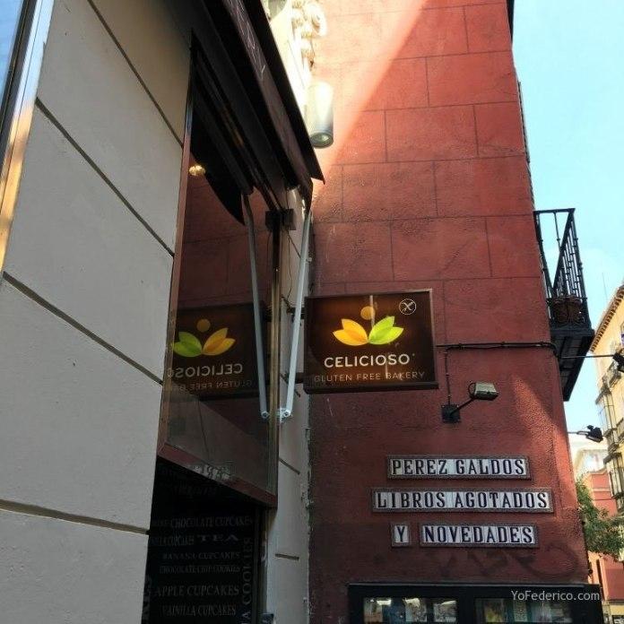 Celicioso, comer súper rico y sin gluten en Madrid 17