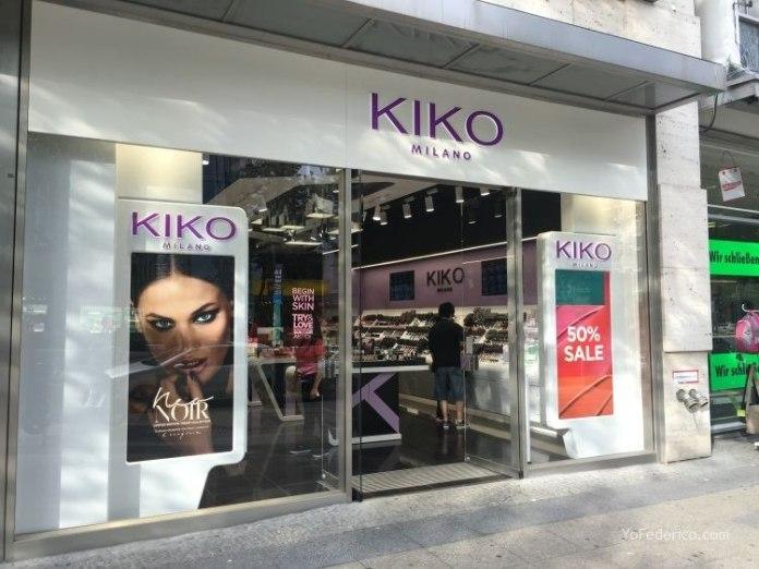 KIKO, maquillaje para no perderse en Europa