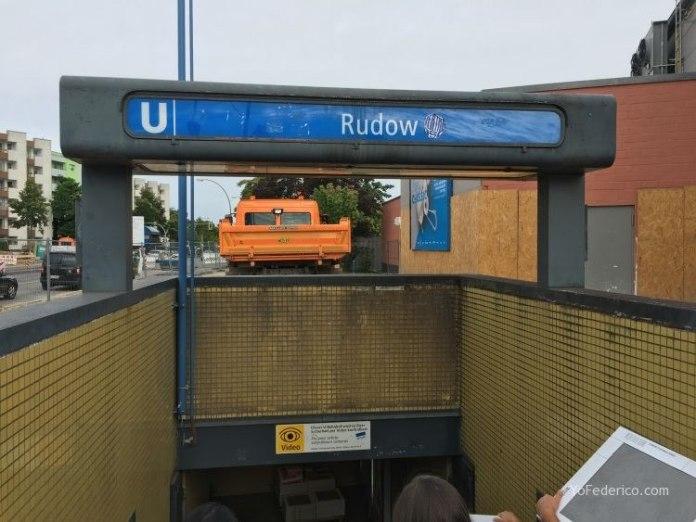 Transporte público desde el aeropuerto Schönefeld hasta la ciudad de Berlín 4