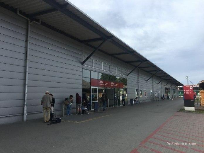 Transporte público desde el aeropuerto Schönefeld hasta la ciudad de Berlín 11