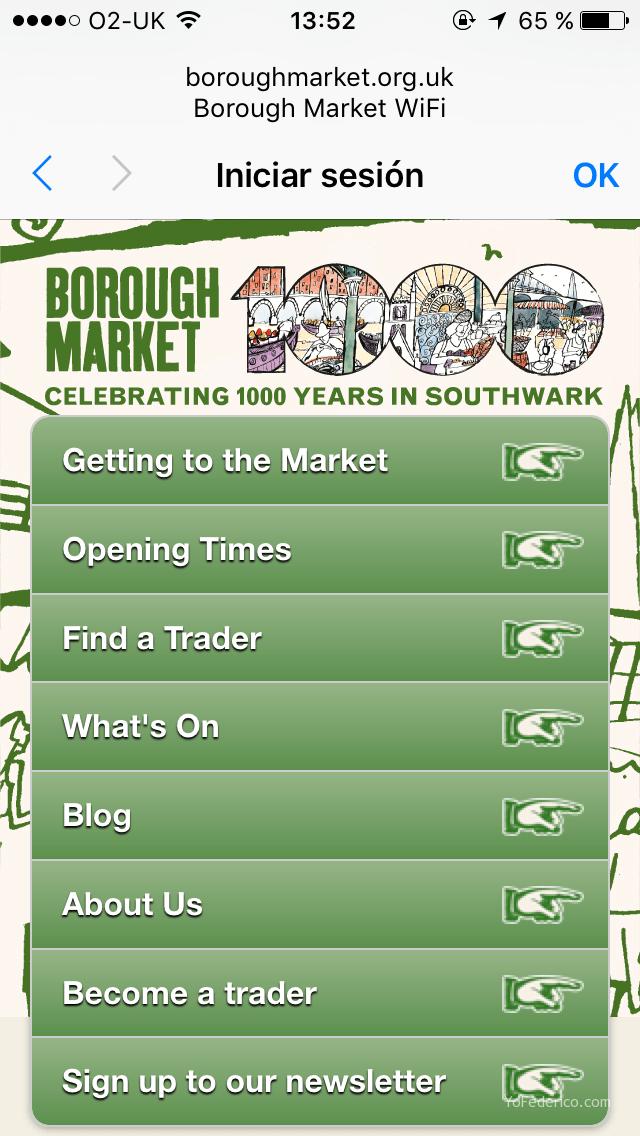 El Borough Market de Londres 4