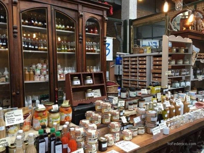 El Borough Market de Londres 5