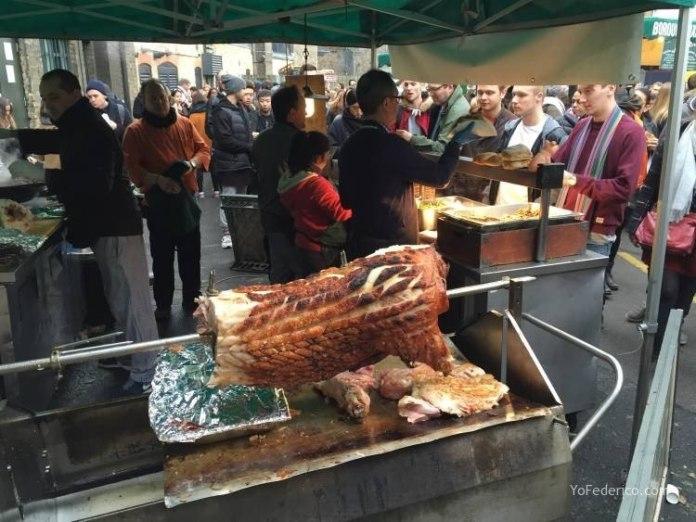 El Borough Market de Londres 11