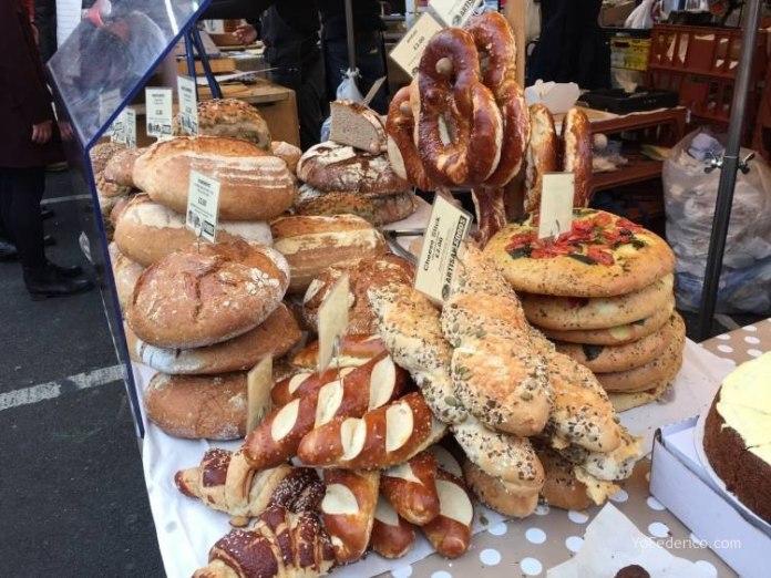El Borough Market de Londres 15