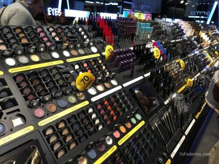 Flormar, muy buen maquillaje turco en Estambul 2