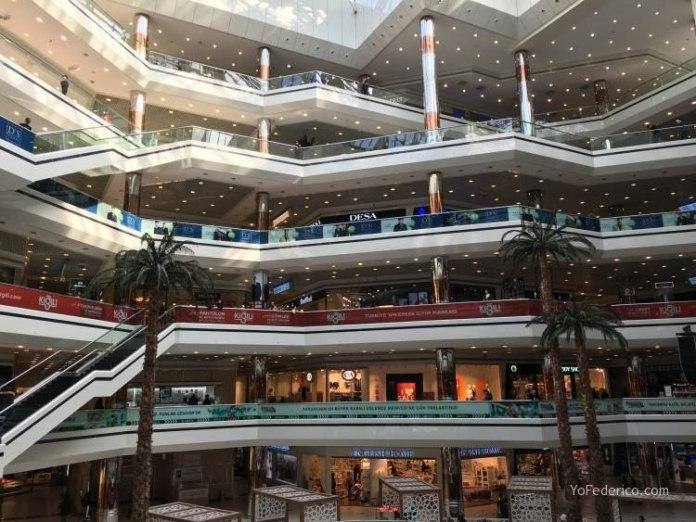 Istanbul Cevahir, un shopping enorme en Estambul 12