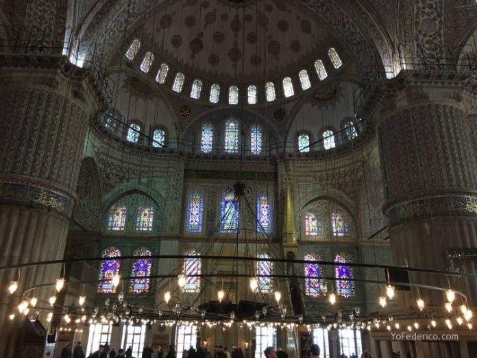 La Mezquita Azul de Estambul 9