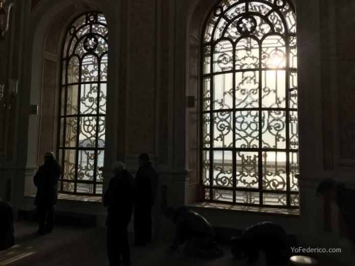 La mezquita de Ortaköy en Estambul 9