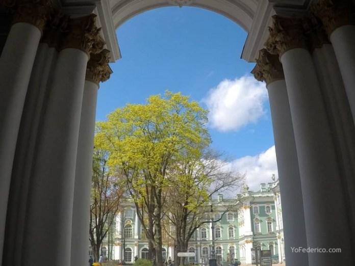El Museo Hermitage de San Petersburgo 2