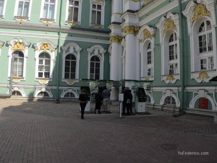 El Museo Hermitage de San Petersburgo 6