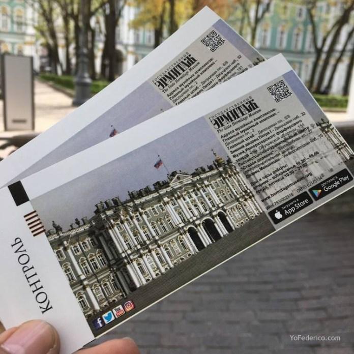 El Museo Hermitage de San Petersburgo 9