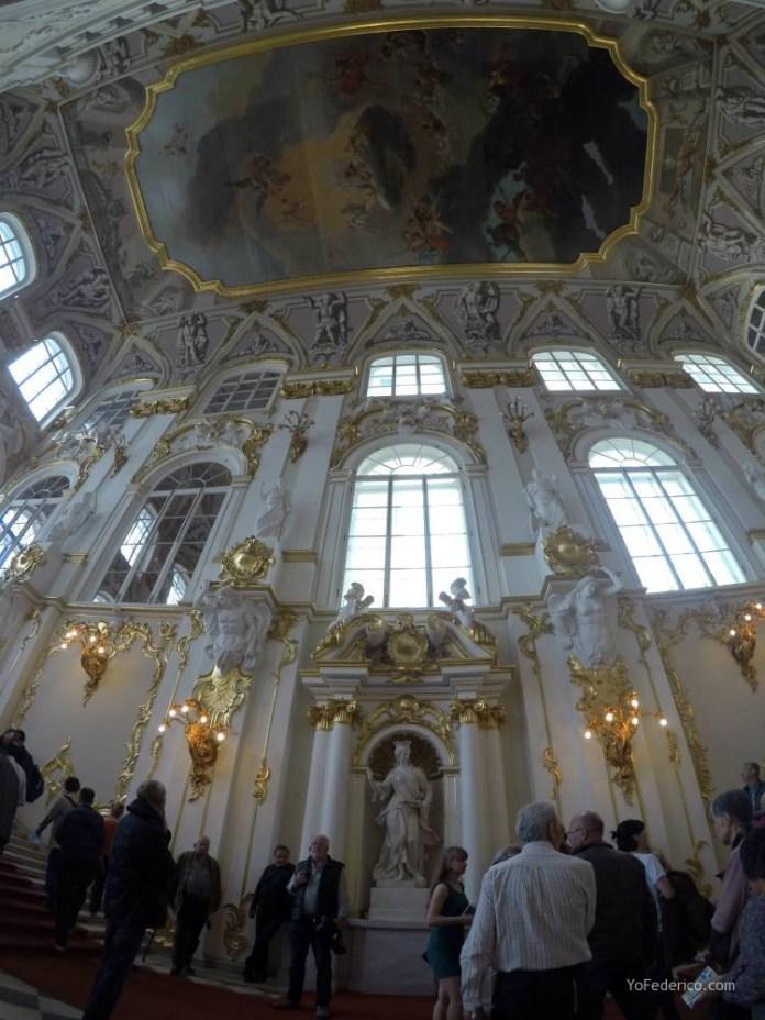El Museo Hermitage de San Petersburgo 11