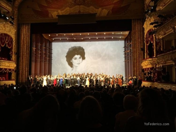 El teatro Bolshoi de Moscú 9