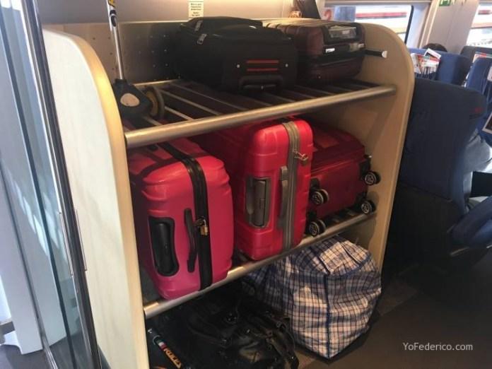 Viaje en tren bala desde San Petersburgo a Moscú 4