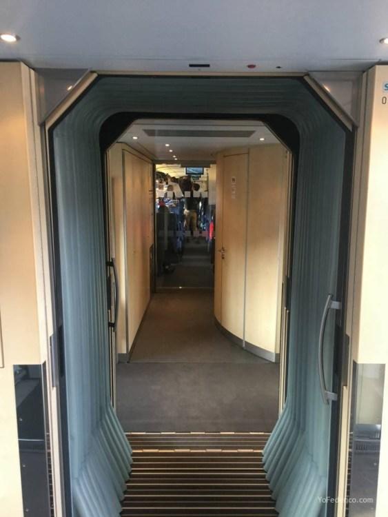 Viaje en tren bala desde San Petersburgo a Moscú 7