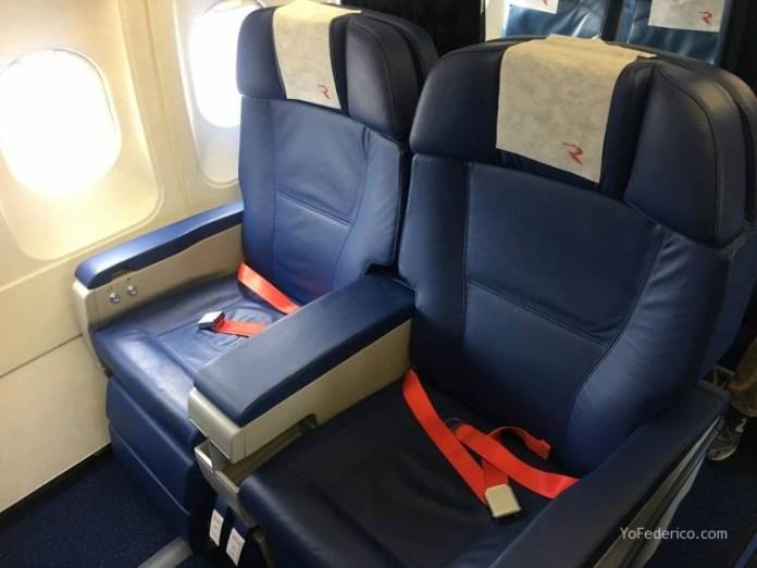 Vuelo desde Praga a San Petersburgo en Aeroflot 2