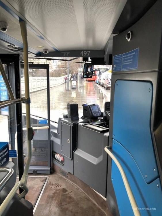 El Bus de Edimburgo que conecta la ciudad con el Aeropuerto 17