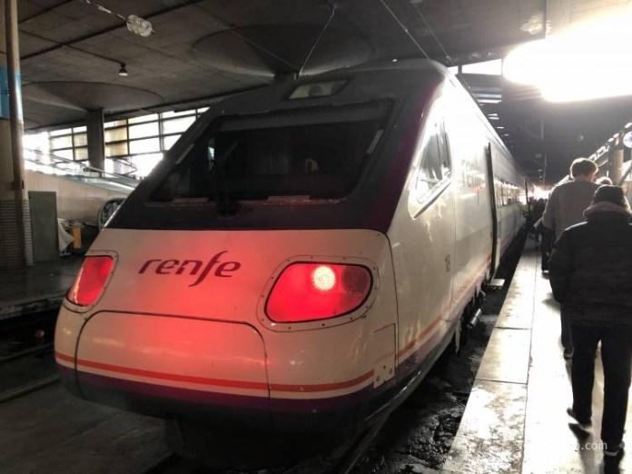 Viajamos en tren de Madrid a Toledo 7