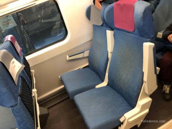Viajamos en tren de Madrid a Toledo 8