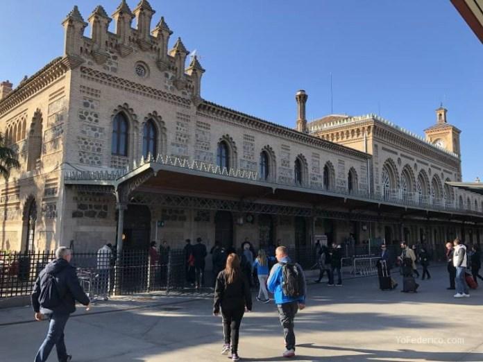 Viajamos en tren de Madrid a Toledo 10
