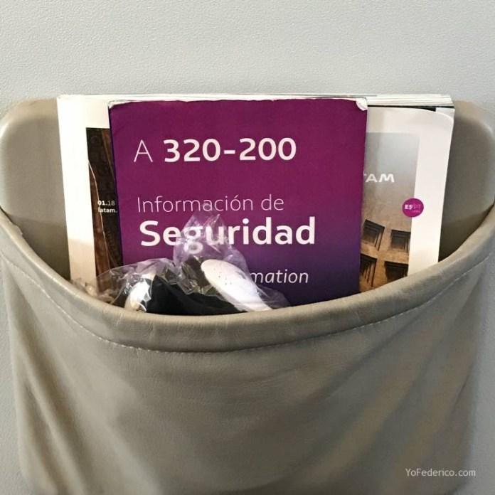 Vuelo de Buenos Aires a San Pablo en Premium Economy de LATAM 6
